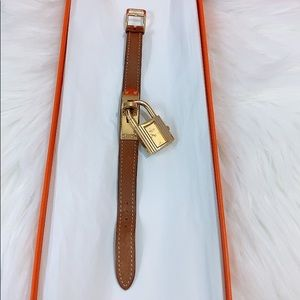 100% Authentic Kelly Hermes Watch with Box